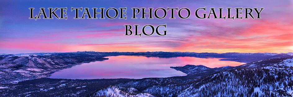 Lake Tahoe Photo Prints