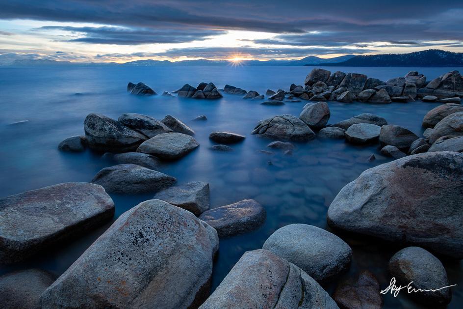 A Lake Tahoe Photo